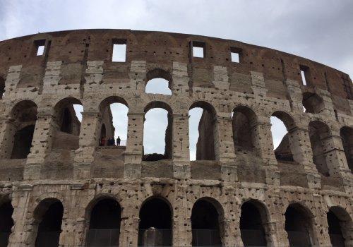 Countdown für Rom