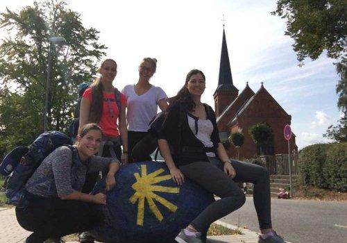 Pilgern auf der Via Baltica 30.8. – 2.9.2018