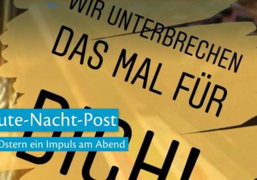 Gute-Nacht-Post