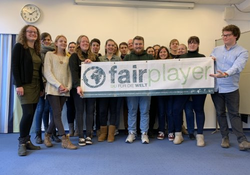 Fairplayer-Teamer Kick-off