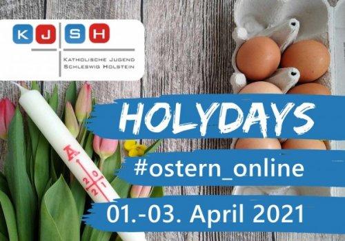 HolyDays #ostern_online