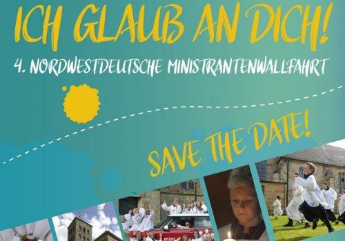 4. Nordwestdeutsche Ministrant_innenwallfahrt nach Osnabrück | Absage