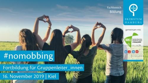 #nomobbing - Gruppenleiterfortbildung