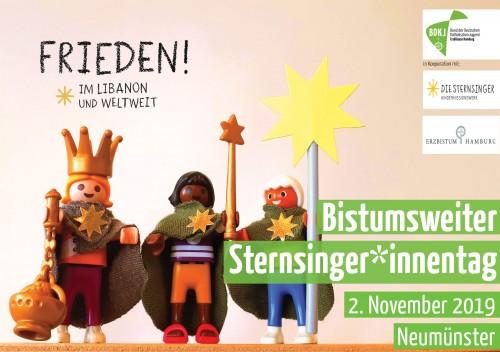 Bistumsweiter Sternsinger*innentag