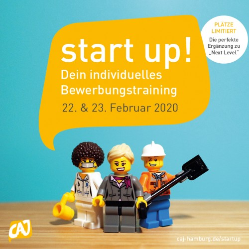 start up! - Dein individuelles Bewerbungstraining