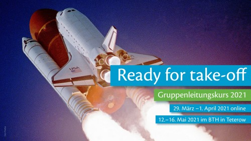 Gruppenleitungskurs - Ready for take-off