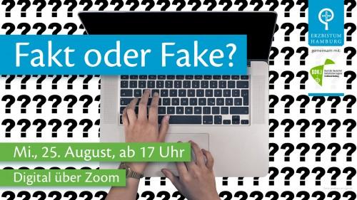 Fakt oder Fake? – Desinformation in Deutschland