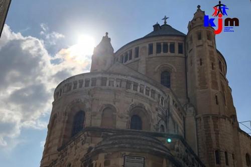 Pilgerfahrt ins Heilige Land