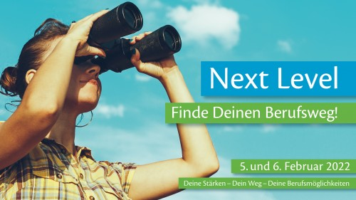 Next Level - Finde Deinen Berufsweg!