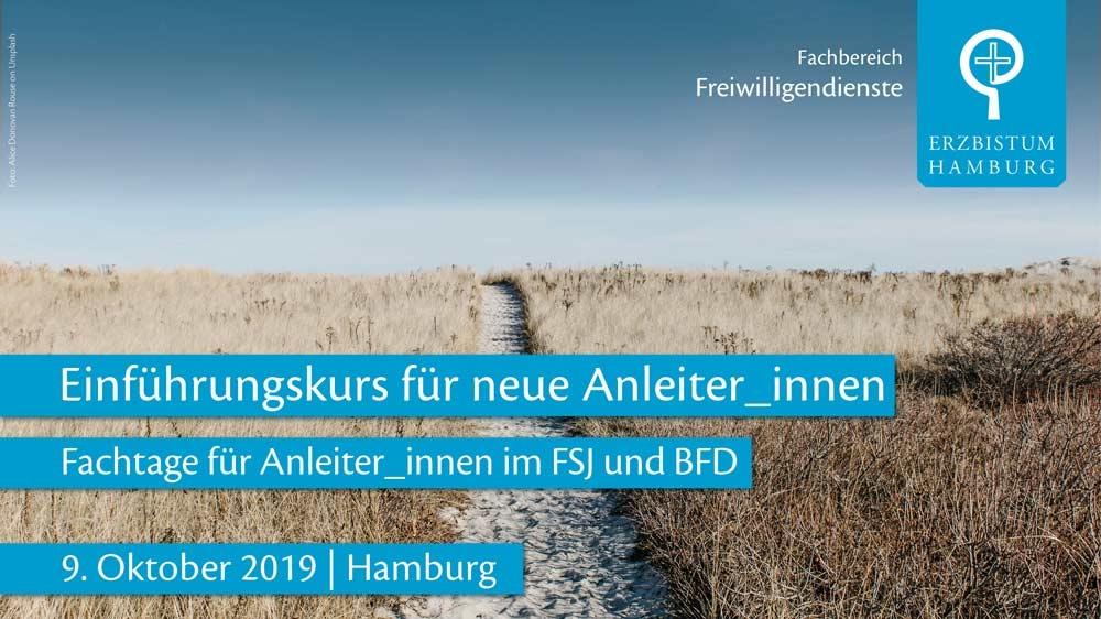 Einführungskurs für neue Anleiter_innen im FSJ und BFD